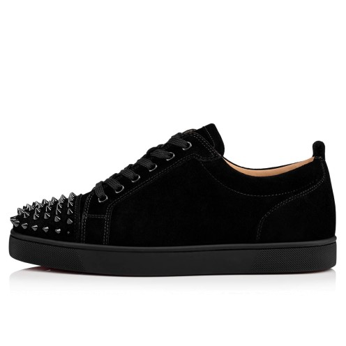 Souliers Homme - Louis Junior Spikes - Christian Louboutin_2