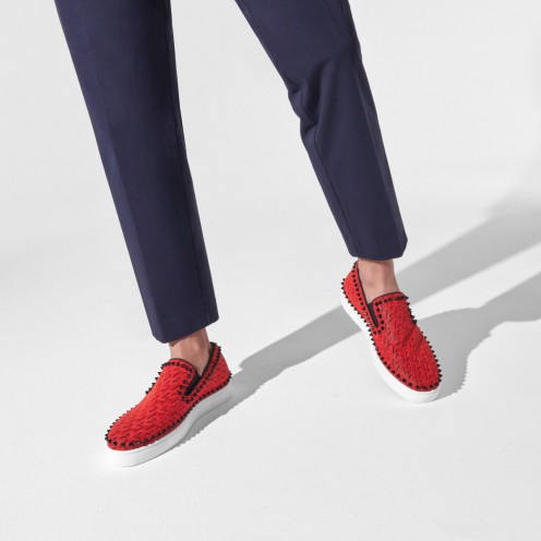 Shoes - Pik Boat - Christian Louboutin_2