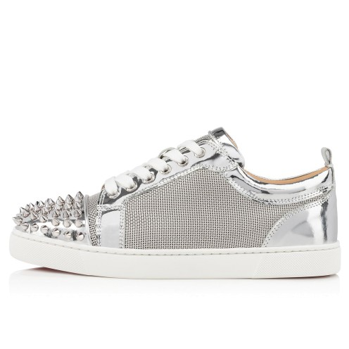 Shoes - Louis Junior Spikes Woman - Christian Louboutin_2
