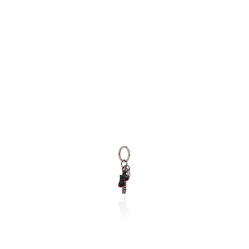 Small Leather Goods - Running Keyring - Christian Louboutin_2
