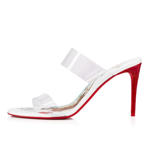 Souliers - Just Nothing T'shoes Me - Christian Louboutin_2