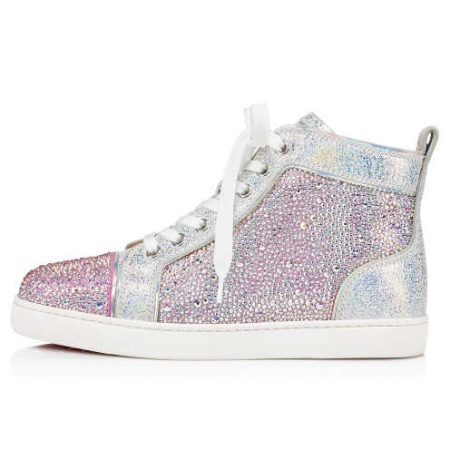 Shoes - Louis Woman Strass - Christian Louboutin_2