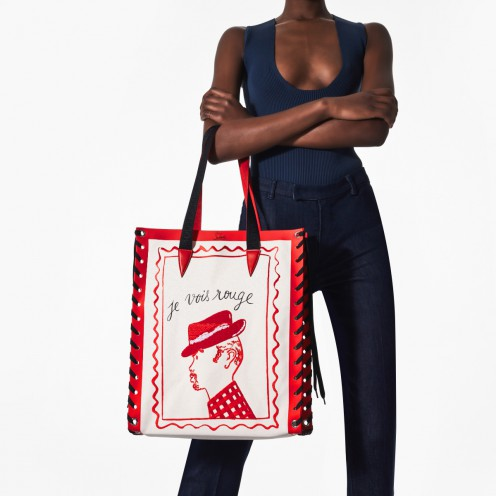 Bags - Cabalace Petit Modèle - Christian Louboutin_2