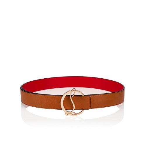 Belt - Ceinture W Logo Cl - Christian Louboutin_2