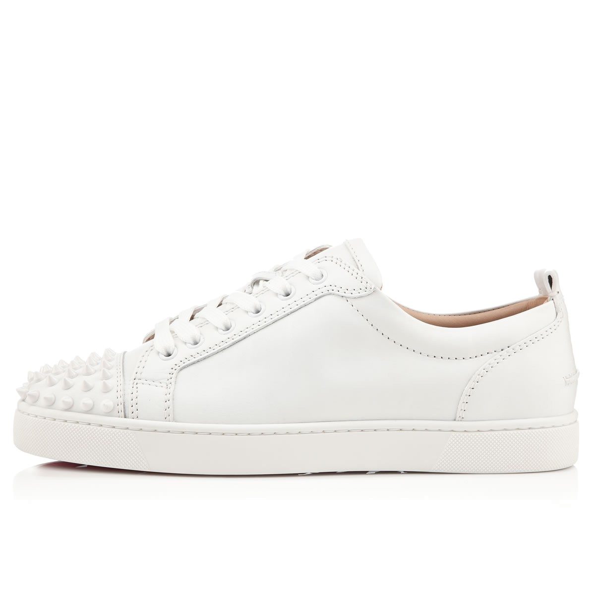 chaussure louboutin homme blanc