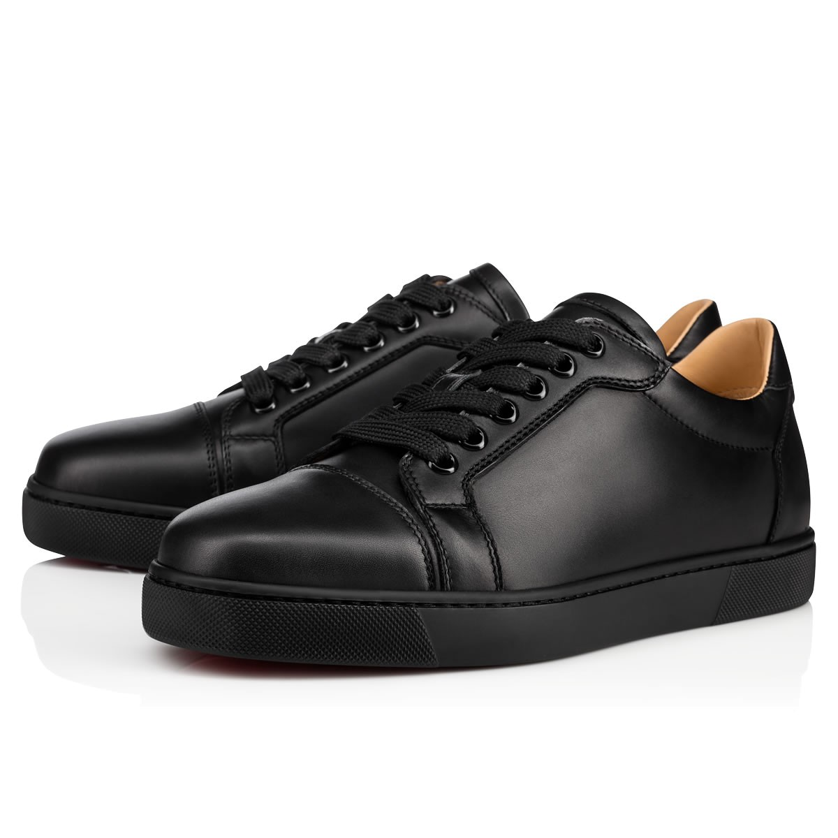 VIEIRA Black Calfskin Women Shoes Christian Louboutin
