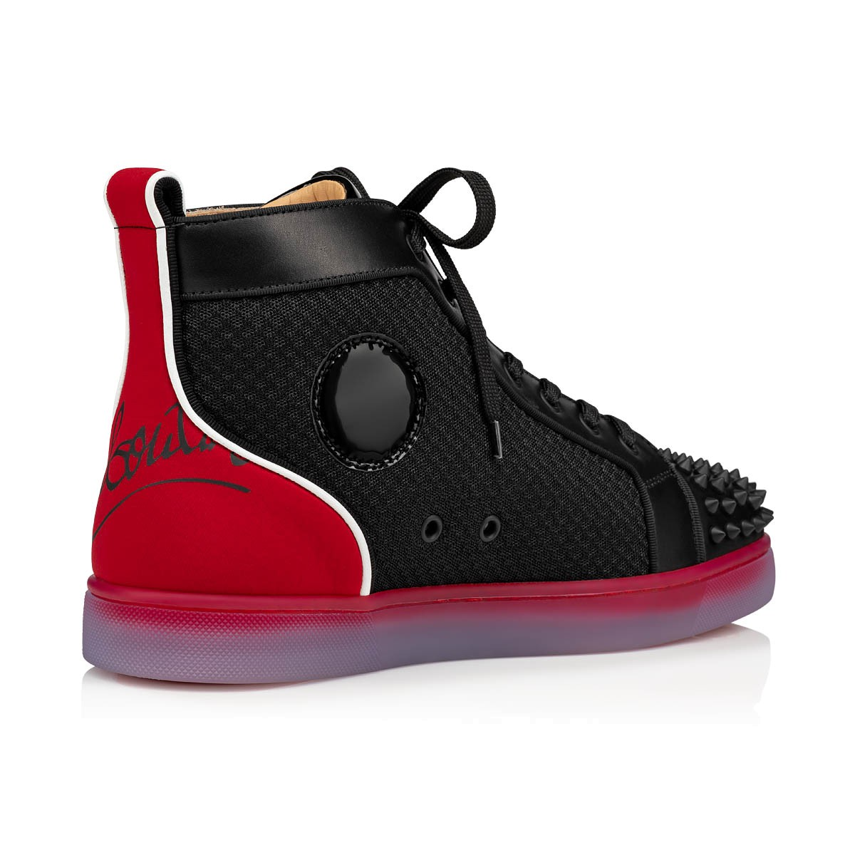 Shoes - Fun Lou Spikes - Christian Louboutin