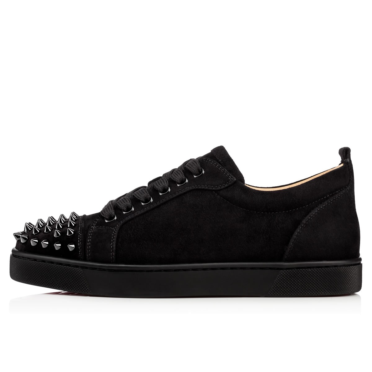 christian louboutin girl sneakers
