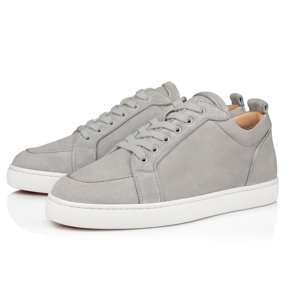 RANTULOW ORLATO GREY VEAU VELOURS Men Shoes Christian Louboutin