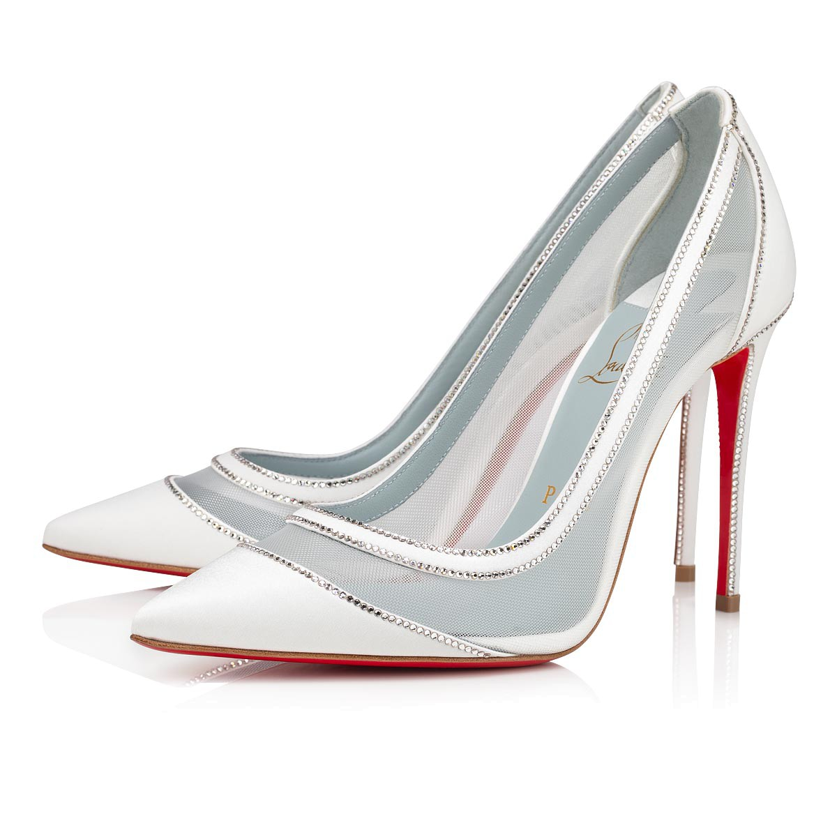 Shoes - Galativi Strass - Christian Louboutin