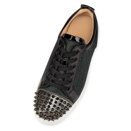Shoes - Louis Junior Spikes Orlato - Christian Louboutin