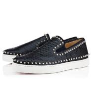 Shoes - Pik Boat - Christian Louboutin